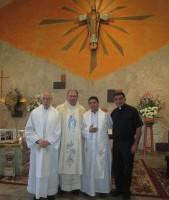 28 Aniversario Sacerdotal de P. Giovanni Bizzotto, cs