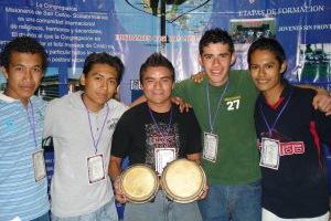 CONVIVENCIA DE PASCUA 2007 SEMINARIO DE CD. DE MÉXICO