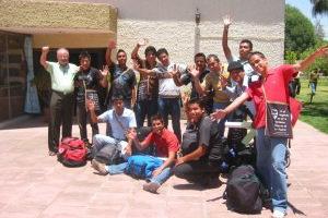 CONVIVENCIA DE PASCUA 2009 DE LOS JSF