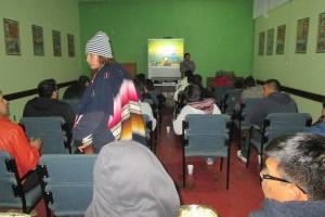 Convivencia Juvenil Vocacional de Navidad en GDL., 2013