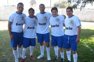 Encuentro de Futbol de los JSF