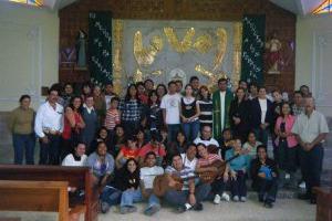 Encuentro Vocacional Juvenil, Ixtlán del Rio, Tepic 2010