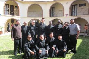 Primera Profesión Religiosa 2010