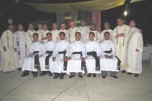 PRIMERA PROFESIÓN RELIGIOSA EN CEBÚ, FILIPINAS
