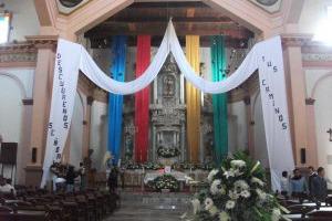 Profesión Religiosa año 2009