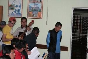 XVI Jornada de Formandos Scalabrinianos en GDL, 2012