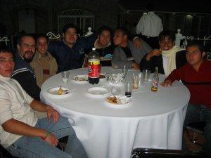 Mesas con Seminaristas de los tres Seminarios Scalabrinianos de México.