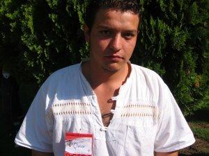 """Omar de la Colonia Mirador de San Isidro, Zapopan, Jal.: """"Vive la vida en el camino de Dios y no retrocedes. ¡Siempre adelante, junto con Ël""""."""