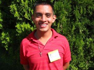Jorge Alejandro de la Colonia Tabachines , Zapopan, Jal. envía un gran abrazo y un saludo a todos los Jóvenes Sin Fronteras del mundo.