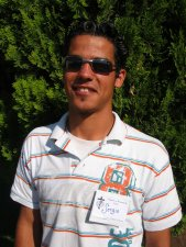 """Sergio de la Colonia Panorámica Huentitán, Guadalajara, Jal.: """"Quiero invitar a los jóvenes, para que se den una oportunidad de conocer a Cristo. Él es alegría, confianza y amor. Cristo lo es todo. No tengan miedo de experimentar El amor de Cristo""""."""