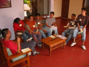 Grupos de Reflexión sobre el Sociodrama.