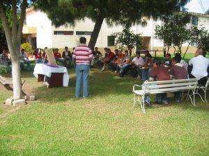 """El Sociodrama """"Sucedió en Guadalajara"""" nos presentó las diferentes actitudes que tomamos  y los pretextos que ponemos los Jóvenes frente al llamado del Señor."""