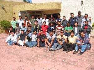 Los JSF nos reunimos el Domingo 28 de Octubre en el Seminario San Carlos de Guadalajara.