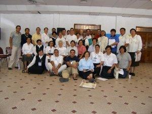 Participantes de la zona Metropolitana, Toluca y Cuernavaca