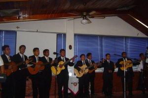 Los seminaristas de Tuxpan, con gran esmero animarón y sirvieron ejemplarmente nuestro encuentro