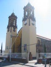 En El Salto, Jal. hasta el cielo se puso más terso y limpio que nunca este Domingo 18 de Febrero 2007.