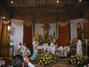 El Padre David Plascencia Sandoval, Señor Cura de Cocula, agradeció al Padre Héctor ...