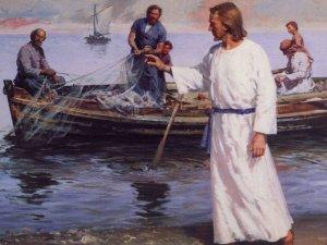 Cristo sigue llamando.