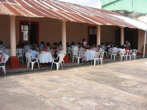 ... en el Colegio Hidalgo de Huatusco, Ver,