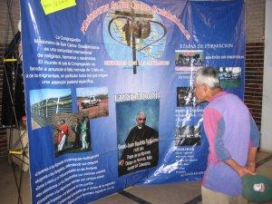 ... el trabajo sin Fronteras de los  Misioneros de San Carlos.