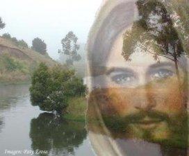 Cristo Jesús se pudo en camino y llegó...