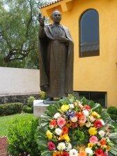 Una vez más el Beato Juan Bautista Scalabrini nos sonrió y nos bendijo.