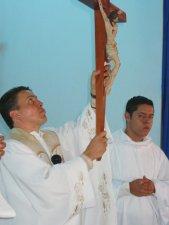 Crucifijo.