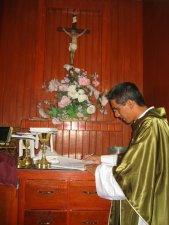 Padre Mauro Organista Lupercio, Sacerdote y Misionero de San Carlos para los Migrantes.