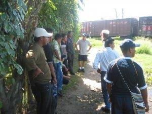 Muchos migrantes encontrarán en Padre Tomás un guía seguro.