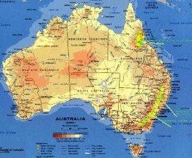 Australia espera al Padre Tomás.<br />