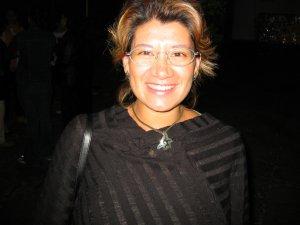La Señora Cinthya, Profesora en la UIC (Universidad Intercontinental)...