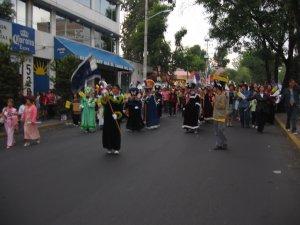 ... de Xochimilco...