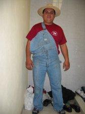 Víctor, granjero de los Estados Unidos.