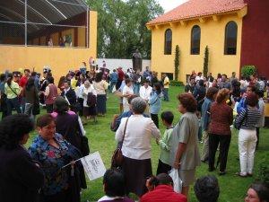 El Domingo 29 de Mayo, en el Seminario Juan Bautista Scalabrini de México, D.F....