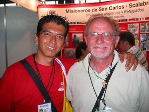 La Prensa estuvo presente. Miguel Ángel del SEMANARIO.