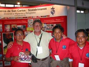 Misioneros de Tlaxcala.