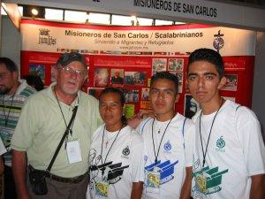 Jóvenes de Oaxaca.