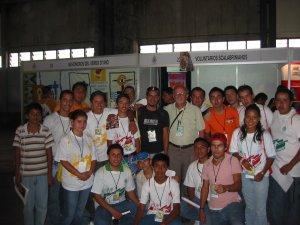 Los Jóvenes de Ocotlán, Jal. participaron masivamente.