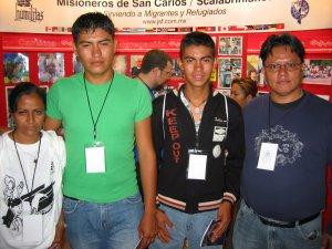 El Padre Chan con Congresistas de Tacámbaro, Mich.