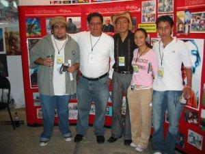 Estos chavos llegaron de Torreón, Coah.