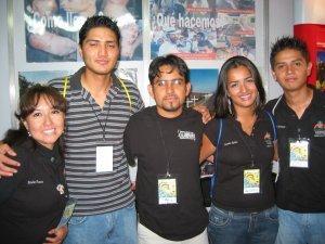 Estos Congresistas llegaron de San Luis Potosí, SLP