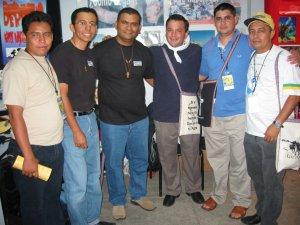 Delegación de la República de El Salvador, CA
