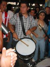 Los chavos de la Parroquia del Padre Eterno, Guadalajara, Jal....