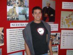 Los Misioneros de San Carlos presentes con nuestra expo