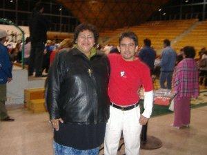Patty Canta autora Oaxaqueña nos movió y nos motivó a responder con generosidad a nuestro llamado