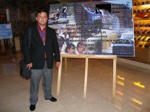 P. Fernando promotor vocacional y misionero
