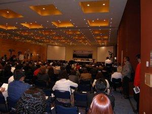 El objetivo del evento, fue generar una plataforma de discusión capaz de<br /> ofrecer al nuevo gobierno Federal, al nuevo Congreso, y a todos los actores<br /> involucrados y/o interesados en el fenómeno migratorio, una percepción clara<br /> de la justa dimensión del