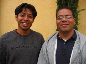 Herick y José Luis se van a Manila, Filipinas.