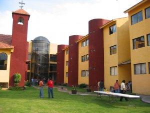 En el Seminario Juan Bautista Scalabrini de México, D.F....