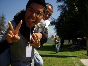 El glamour de Xochimilco no podía faltar...